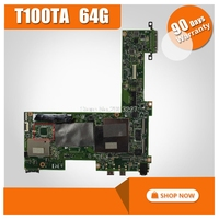 Original for ASUS T100TA 64G motherboard T100TA REV2.0 Mainboard 100% tested mainboard