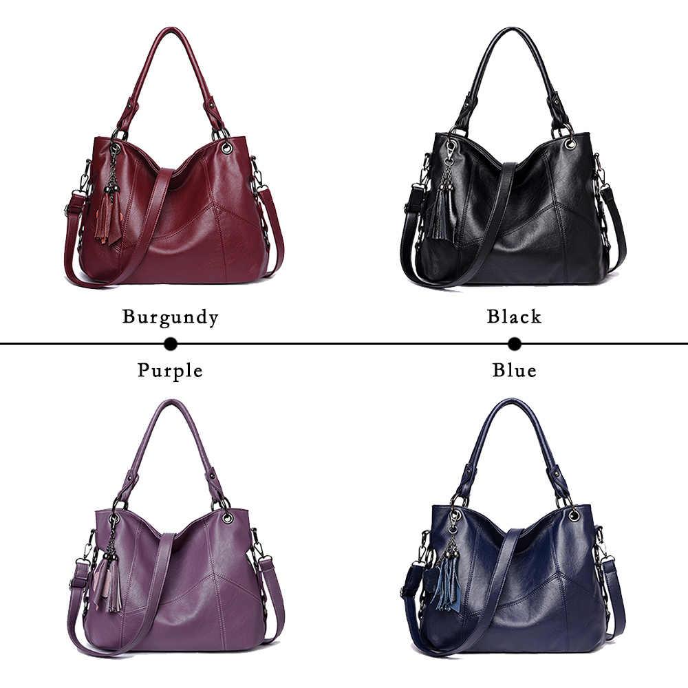 Women Messenger Bags For Women Leather Handbags Crossbody Bags Ladies Designer Shoulder Bags Tote Large Top-handle Bags 819S