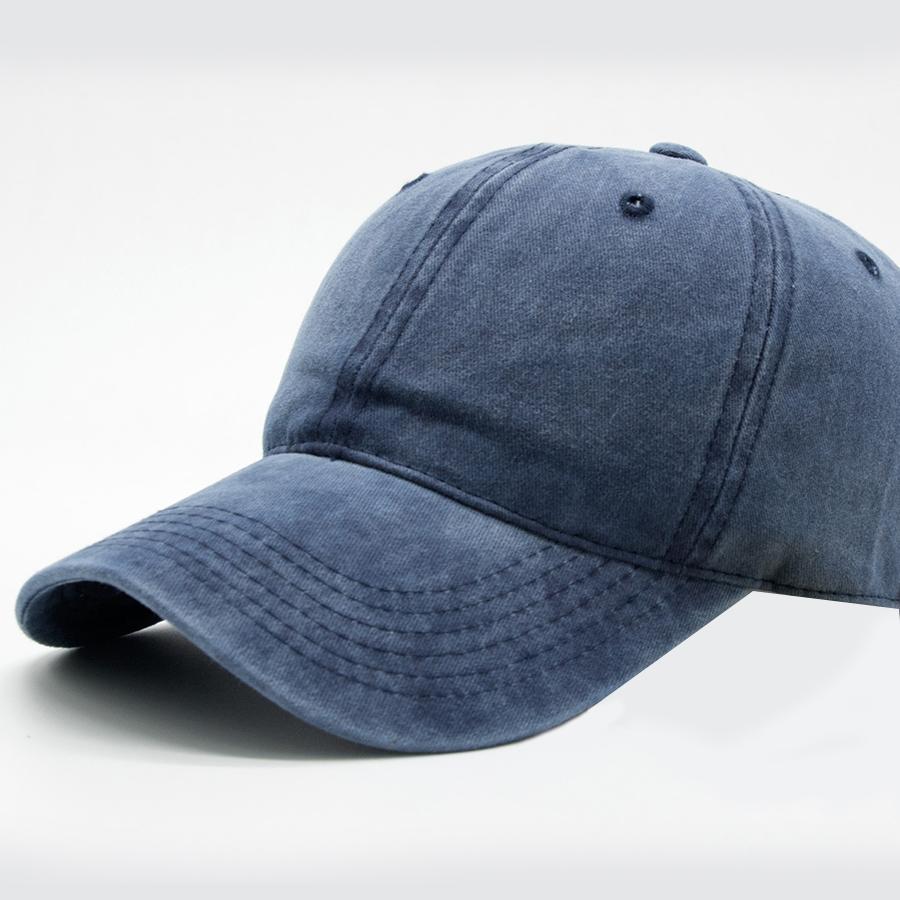 03b1b2fd2 Hot Sale] Casual Men Cotton Solid Baseball Cap Vantage Women ...