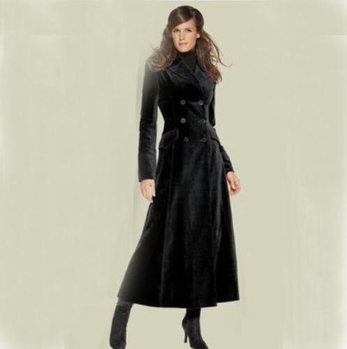 Full Length Dress Coat | Fashion Women's Coat 2017