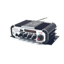 Black 12V 5A Bluetooth Microphone DC USB power amplifier reverberation high power memory card