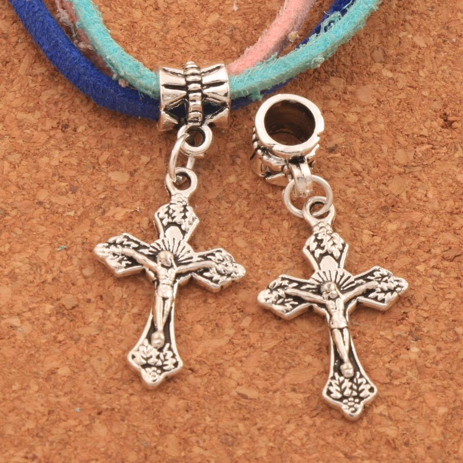 Sterling Silver 7 4.5mm Charm Bracelet With Attached Large Cowboy With Shirt Off Holding Rope Charm