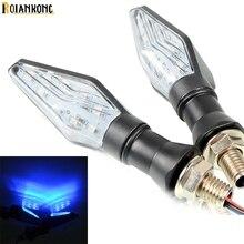 Motorcycle Turn Signal Light Flashing 12 LED lights FOR HONDA CBR 600 F2,F3,F4,F4i CBR900RR CBR1000RR CBR954RR CB600F стоимость