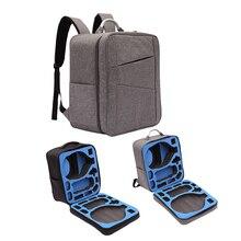 For DJI Mavic Pro RC Drone + DJI VR Goggles Outdoor Waterproof case Shoulder Backpack Bag Futural Digital Drop Shipping AUGG16