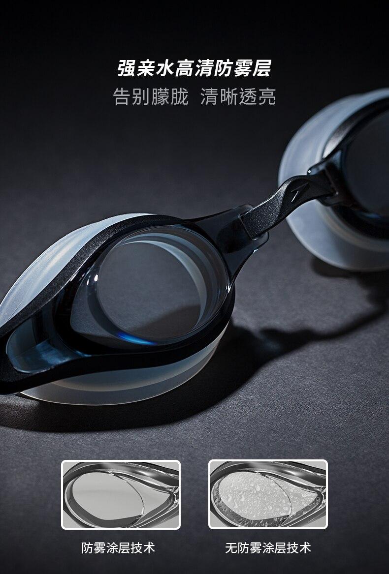 c6dbd63dc8 Speedo Myopia Swimming Goggles Mariner Optical Goggles Pulse ...