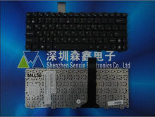 New Rusia keyboard Eee PC 1015PX X101H X101CH 1025C 1025 1015 1015 P 1015PE 1015B 1011PX 1015B 1015BX 1015CX 1015PN hitam(China)