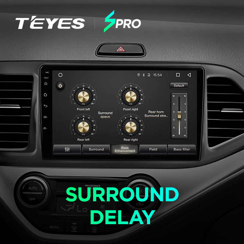 Detail Feedback Questions about TEYES SPRO For KIA Morning 2011 2016
