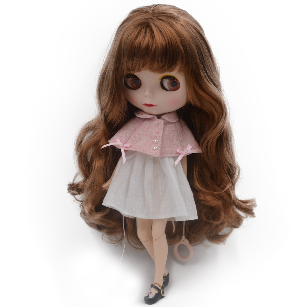 все цены на Blyth Doll BJD, Factory Neo Blyth Doll Nude Customized Dolls Can Changed Makeup and Dress DIY, 1/6 Ball Jointed Dolls Gift Ideas онлайн