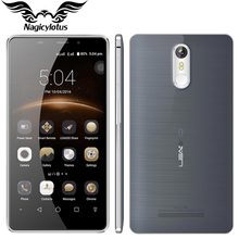 Оригинал Leagoo M8 Мобильный Телефон 5.7 «HD MT6580A Quad Core 2 ГБ RAM 16 ГБ ROM 13.0MP 3500 мАч Android 6.0 Отпечатков Пальцев 3 Г Смартфон