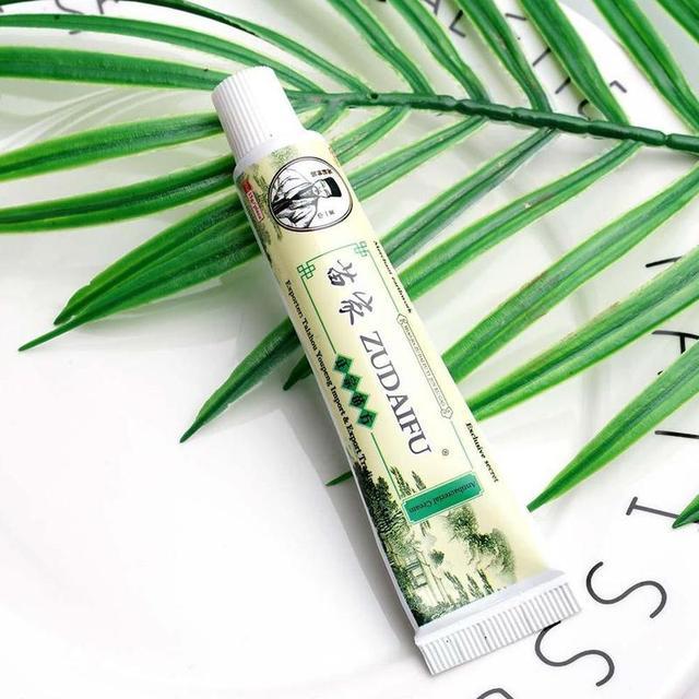 Zudaifu peau Psoriasis crème dermatite eczématoïde eczéma pommade traitement Psoriasis crème soins de la peau crème livraison directe