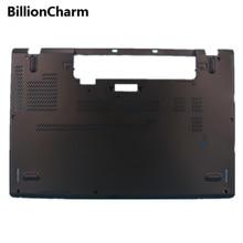 BillionCharm תחתון מחשב נייד חדש כיסוי עבור Lenovo Thinkpad T550 W550S D פגז