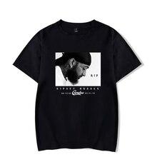 Nipsey Hussle Rap Men tshirt Harajuku Leisure Short Sleeve Tshirt Cotton Summer O-neck Simple Clothes Black Boy/Girl Wild Tee