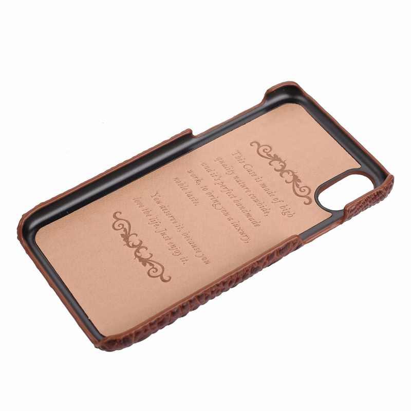 Caso para Iphone 11 pro X Xs X Max Xr 6 6s 7 7 8 Se 2020 plus apple Capa estuche de cuero de lujo de la contraportada del teléfono accesorios Coque Shell