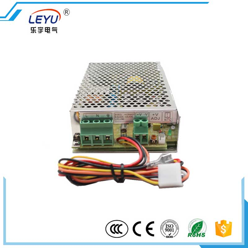 SCP-75-12 75W 12V universal AC UPS/Charge function monitor switching mode power supply,use for CCTV camera communication system 35w 24v universal ac ups charge function monitor switching mode power supply sc35w 24