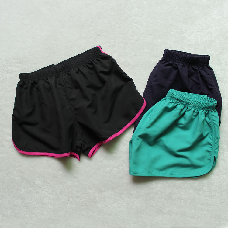 Sports fitness running shorts female summer breathable quick-drying professional Active shorts
