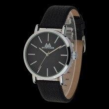 Snowtiger relojes casuales de la moda masculina reloj de cuarzo Clásico de cuero genuino correa de los hombres reloj de pulsera Relogio masculino regalo caliente