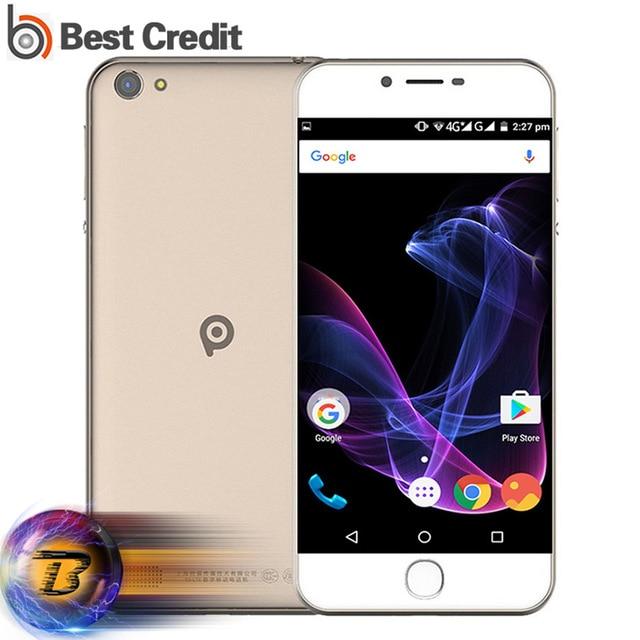 100% Original PPTV V1 Mobile Phone 5 Inch 4G FDD LTE IPS HD Cellphone 2GB RAM 16GB ROM 8MP MT6735P Quad Core Android Smartphone