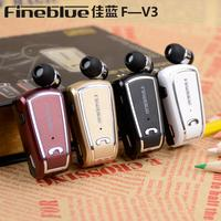 Fineblue F V3 Hands Free Cordless Wireless Headphone For All Phones With Bluetooth Auriculares Mini Bluetooth