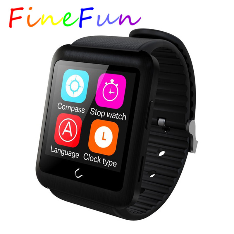 FineFun font b Smart b font font b Watch b font U11 U font b Watch