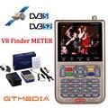 GTMEDIA/Freesat V8 Finder HD DVB-S2 Цифровой спутниковый Finder высокой четкости Sat Finder DVB S2 спутниковый счетчик Satfinder 1080P