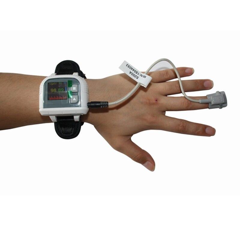 4 Direction Display automatically Fingertip Sensor Pulse Oximeter monitoring SpO2, Pulse Rate (PR)