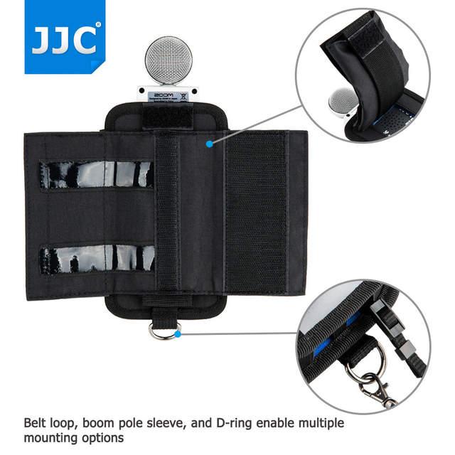 Online Shop Jjc Record Protector Holder Soft Case Handy Recorder