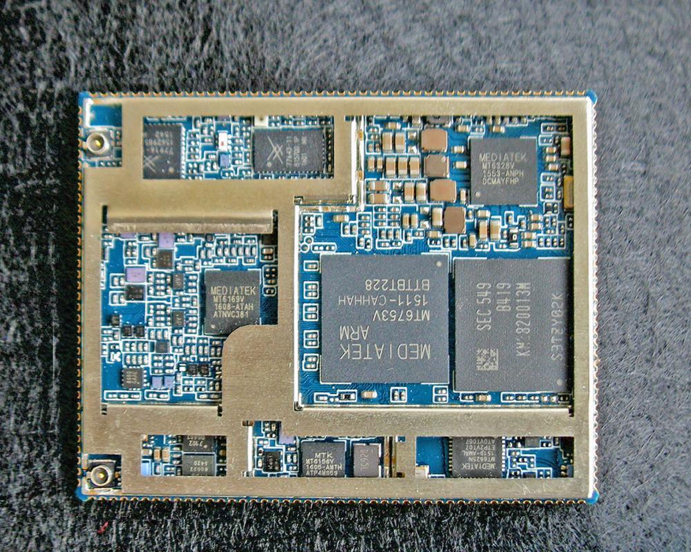 Android core board development board M100 GSM3G4GLTE Bluetooth GPS full Netcom communication module WIFI