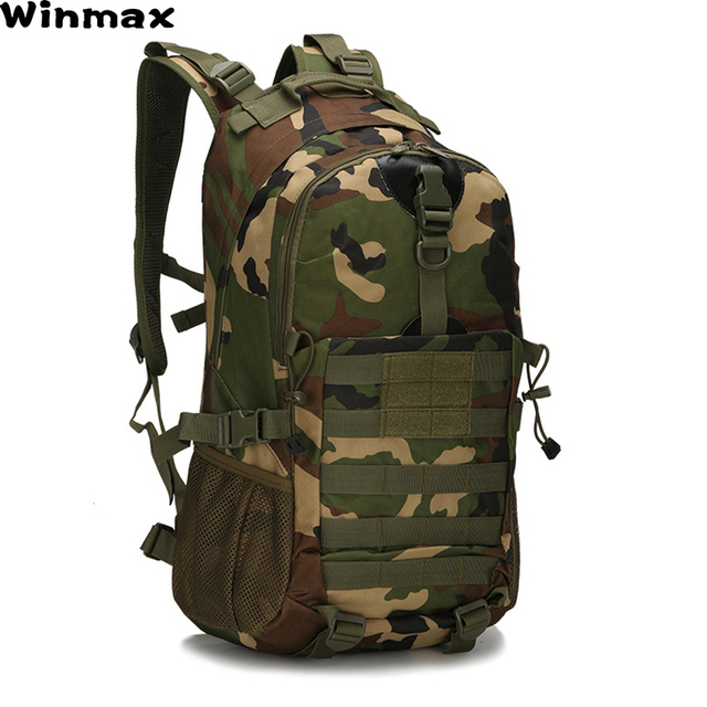 8 Colors Tactical Backpack 30l Oxford Military Bag Army Camping Men Bags Molle Cycling Hiking
