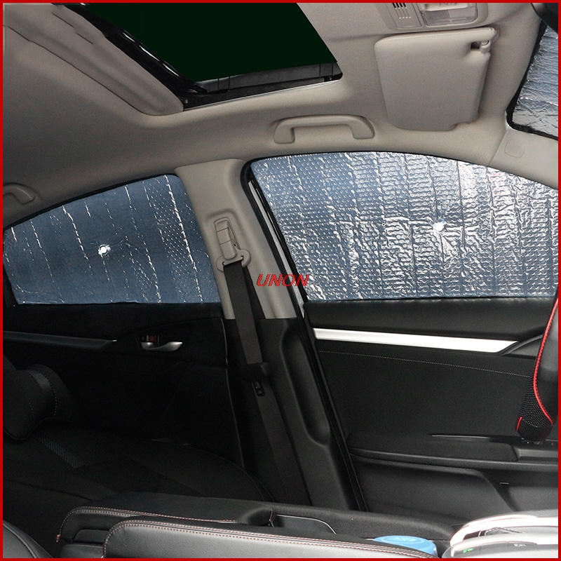 Car Window Sun Shade Auto Visor Windshield Block Cover For Honda Civic 10th 2016 2017 2018 Accessories In Sunshades From Automobiles