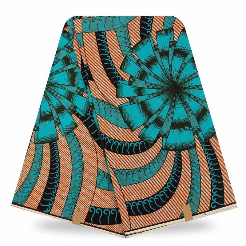 2019 High Quality African prints fabric veritable dutch wax real hollandais wax Nigerian style 6 yards/pcs 100% cotton ! J305192019 High Quality African prints fabric veritable dutch wax real hollandais wax Nigerian style 6 yards/pcs 100% cotton ! J30519