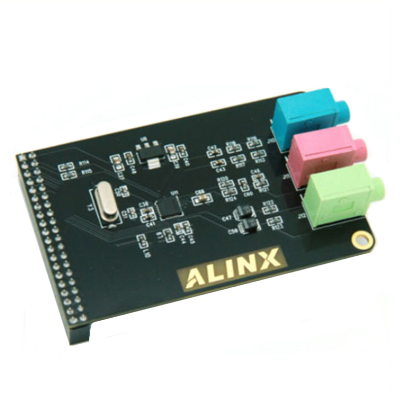 Audio Module WM8731 Audio Frequency For FPGA Development BoardAudio Module WM8731 Audio Frequency For FPGA Development Board