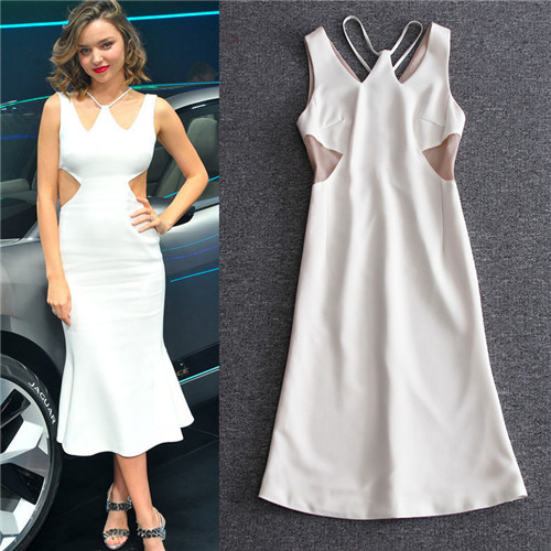 Online Get Cheap White Casual Frocks for Women -Aliexpress.com ...