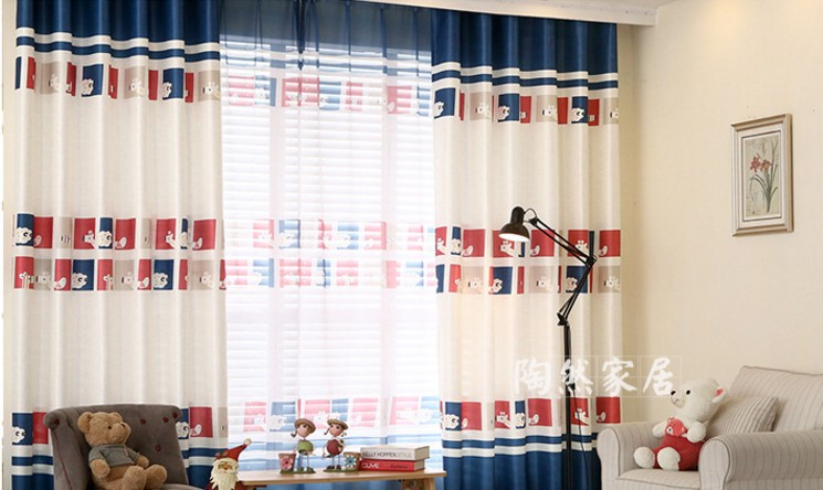 Popular Baby Bedroom Curtains Blackout-Buy Cheap Baby Bedroom ...