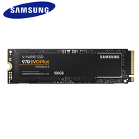 Samsung Internal SSD 970 EVO Plus 250GB 500GB 2TB 1TB Solid State Hard Disk NVMe PCIe NVMe 1.3 partial for Laptop Computer