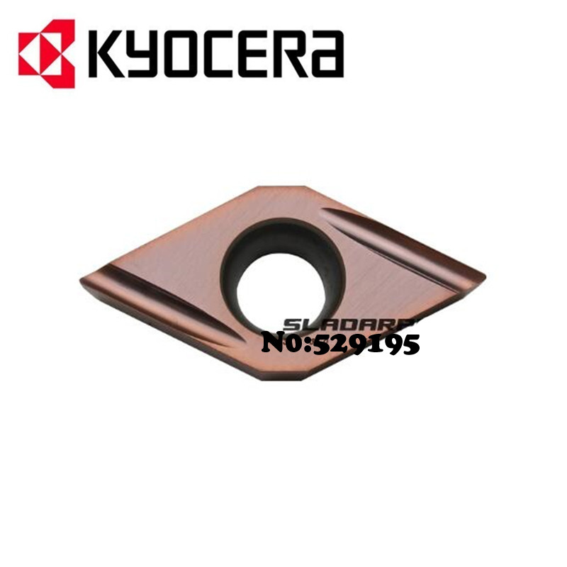 DCGT11T301ER U DCGT11T302ER U DCGT11T304ER U PR930 KYOCERA carbide tip Lathe Insert the lather boring bar