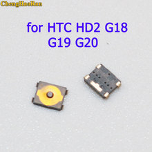 ChengHaoRan 5pcs Power On Off Switch / Volume Button replacement parts for HTC HD2 G18 G19 G20 G21 G7 G8 G13 G14 цена