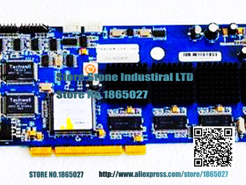 все цены на  -4008HF 8 channel video surveillance capture card 100% test good quality  онлайн