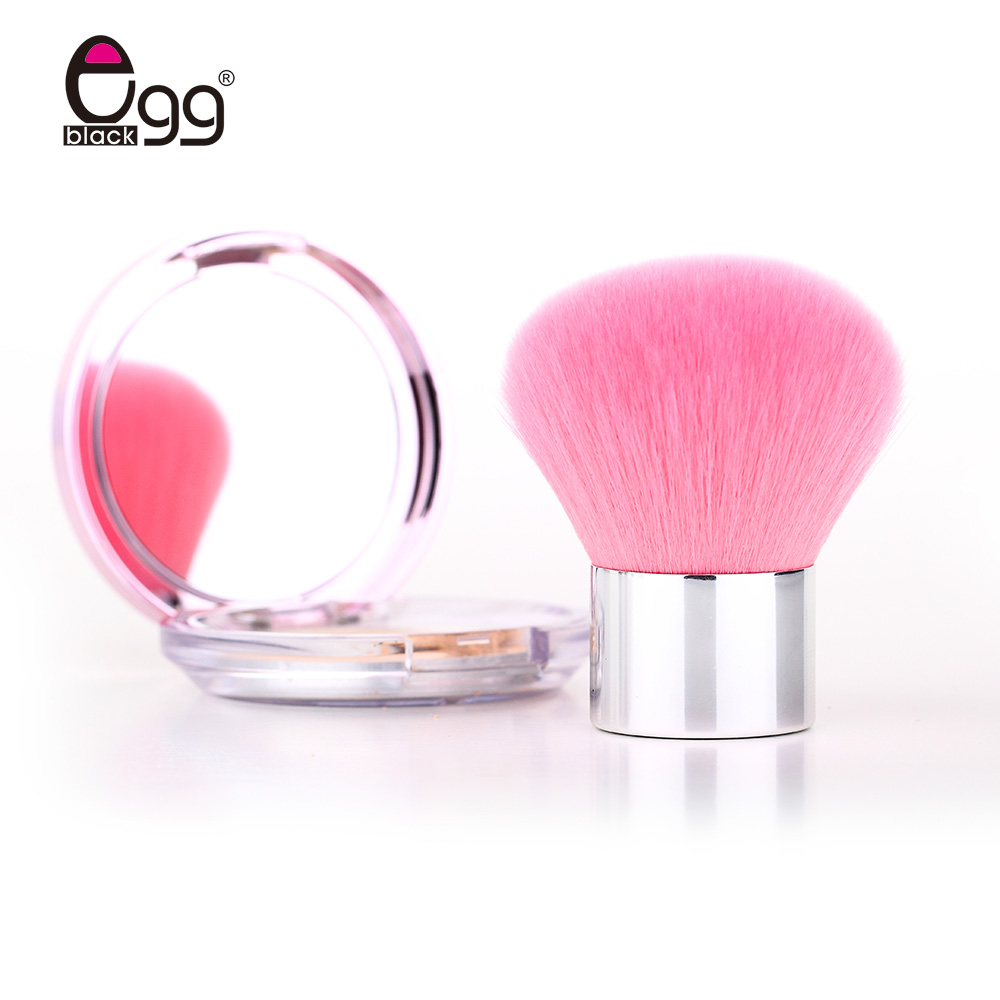 цена Professional Blusher Brush multi-function Brush Face Powder Blush Cheek Makeup Brushes & Tools Pink Cosmetic Brush