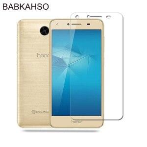 "Image 1 - 9 H Vetro Temperato per Huawei Y5ii Y5 ii 2 U29 L21 L01 5.0 ""Protezione Dello Schermo per Huawei y5 ii LCD CUN U29 CUN L21 CUN L01 di Vetro"