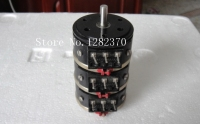 BELLA French Imports Were Triple MCB ROTAPOT50B 4 7K 10K 470 European Conductive Plastic Potentiometer