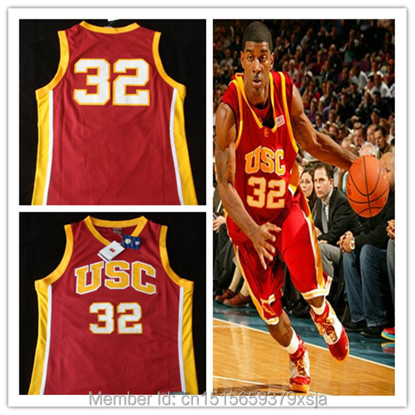 more photos 05c42 ab27f 32 OJ Mayo USC University of Southern California basketball ...