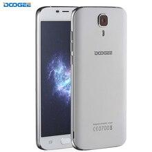 DOOGEE X9 Pro 16 GB + 2 GB Réseau 4G DTouch D'empreintes Digitales 5.5 pouce 2.5D Android 6.0 MTK6737 Quad Core OTG OTA Double SIM Smartphone