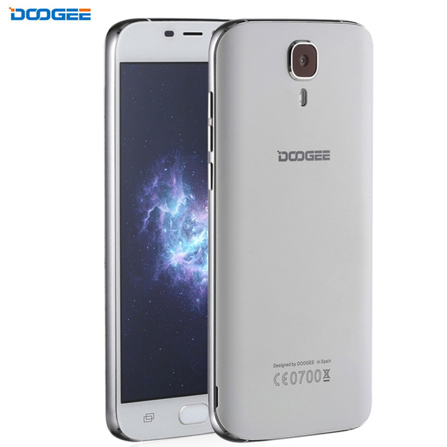 DOOGEE X9 Pro 16GB+2GB Network 4G DTouch Fingerprint 5.5 inch 2.5D Android 6.0 MTK6737 Quad Core OTG OTA Dual SIM Smartphone