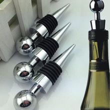 Пробка для винной бутылки хранения закручивающийся заглушка многоразовый Вакуумный Герметичный