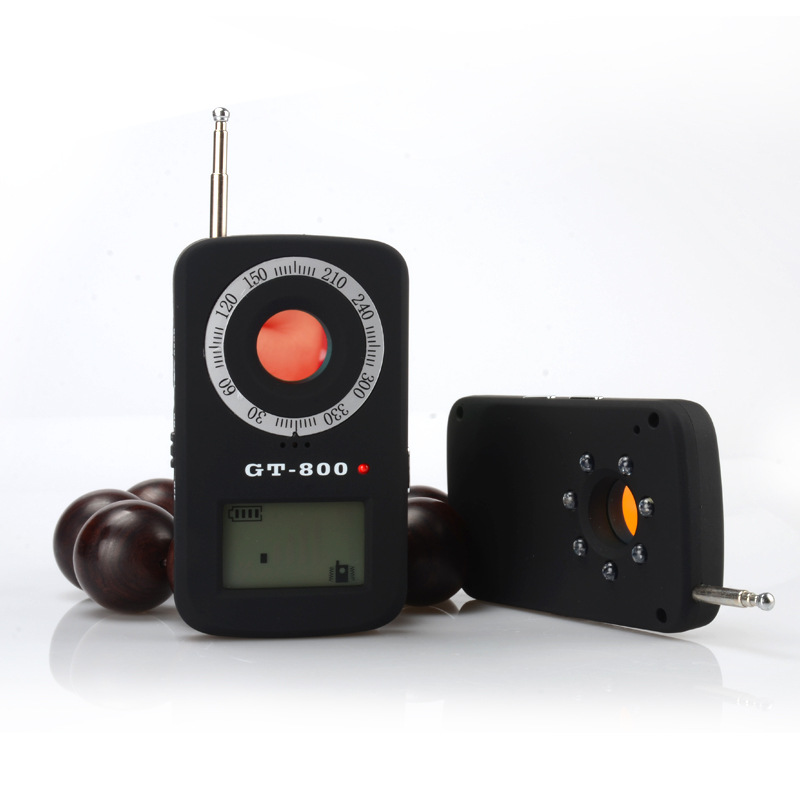 GT-800 Anti-Spy Mini Full Band Wireless Signal Security Detector Wireless Radio Wave Sensor DetectionGT-800 Anti-Spy Mini Full Band Wireless Signal Security Detector Wireless Radio Wave Sensor Detection