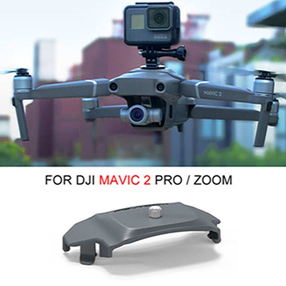 Camera Connector Adapter Mount Bracket Connection Holder For DJI MAVIC 2 PRO / Zoom Drone To Gopro Hero 6 5 4 3 3+Session Camera