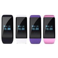 Водонепроницаемый Смарт-часы браслет для IPhone Xiaomi Meizu Samsung Носимых устройств монитор сердечного ритма часы плавать здоровья браслет