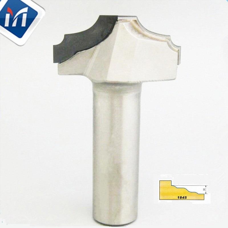 Woodworking Modèle Fraise Extra Long Straight Router Bit Carbide Alliage