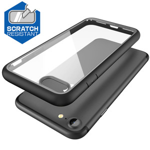 Image 2 - For iPhone SE 2020 Case For iPhone 7 8 Case 4.7 inch SUPCASE UB Style Premium Hybrid Protective TPU Bumper + PC Clear Back Cover
