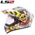 Free shopping LS2 MX433 Motorcycle Off-road helmet motocross helmet